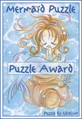Puzzle Award von Tikolino*s Welt - Klick it!!!
